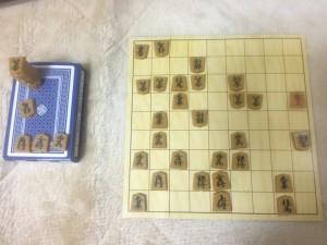 将棋歴7-20日 21 一人将棋