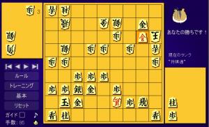 将棋歴7-20日 10 ハム将棋